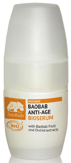 Био-сыворотка молодости из баобаба