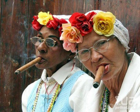 БАДы и бабушки