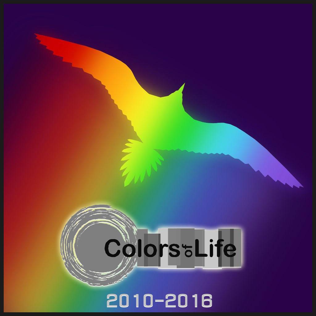 Colors of life куда делась